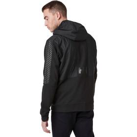 Helly Hansen Stripe Hybrid Jacket Men, black